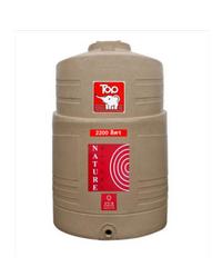 นิว ท็อป เวิลด์ ถังเก็บน้ำพอลิเมอร์ 1600 ลิตร TNT-1600 L ทราย