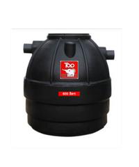 นิว ท็อป เวิลด์ ถังบำบัดน้ำเสีย 600 ลิตร TCT-600 L ดำ