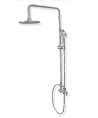 WATSON ฝักบัวอาบน้ำ  WS-8083R สแตนเลส