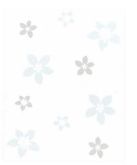 Duragres กระเบื้องปูผนัง-8x10  ลอร่า-ไวท์ A. LS-111 ผิวเงา ( Glossy )