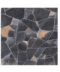 Duragres กระเบื้องปูพื้น-50x50 โทมาฮอว์คแบล็ค(D) A. ผิวด้าน ( Matt ) สีดำ