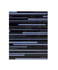 Sosuco 8x10 กระเบื้องบุผนัง-เชื่อมเงิน A. ผิวมัน  (GlOSSY) ดำ