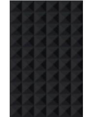 Sosuco 10X16 เพชรคริสตัล-ดำ C. Wall Tiles
