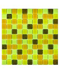 Duragres โมเสคแก้ว GL-070 Dizzy Yellow
