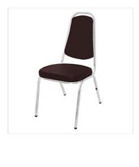 SBL เก้าอี้จัดเลี้ยง หุ้มหนังสีน้ำตาล เก้าอี้ CM-001 สีน้ำตาล สีน้ำตาล