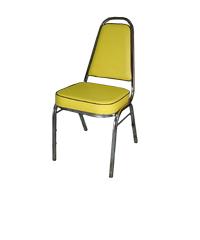 SBL เก้าอี้จัดเลี้ยง  เก้าอี้ CM-001S สีเหลือง เหลือง