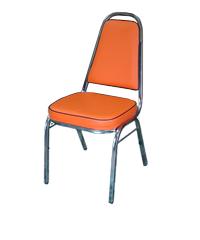SBL เก้าอี้จัดเลี้ยง เก้าอี้ CM-001S สีส้ม ส้ม