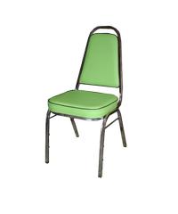 SBL เก้าอี้จัดเลี้ยง  เก้าอี้ CM-001S สีเขียว เขียว
