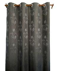 BALEENA ผ้าม่านหน้าต่าง (140x150ซม.) ZFB 24-9 สีเทาเข้ม