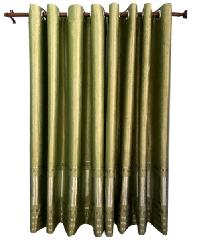 BALEENA ผ้าม่านหน้าต่าง  (150x160ซม.) CLASSIC สีเขียว