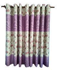 BALEENA ผ้าม่านหน้าต่าง  (150x160ซม.) 887-4 สีม่วง