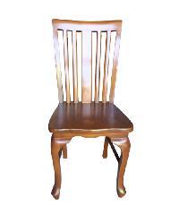 Global house เก้าอี้ไม้สักทอง C01 สักทอง