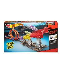 Sanook&Toys  ชุด Hot Wheels Super Score Speedway Track DJC05