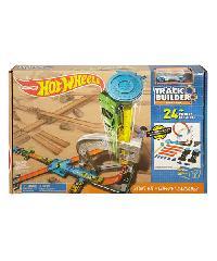 Sanook&Toys  ชุด Hot Wheels Track Builder system  DLF28
