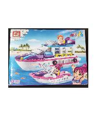 Sanook&Toys บล็อคตัวต่อชุดเล็ก 6140