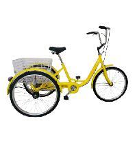 MASDECO จักรยานสามล้อ  BL002 YL สีเหลือง