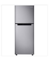 SAMSUNG ตู้เย็น 2 ประตู 7.4 คิว RT20HAR1DSA/ST เทา