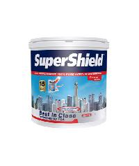 TOA Supershield สีน้ำภายนอก กึ่งเงา 1 ก.ล.  Base C F0100603050000C