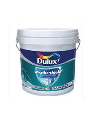 Dulux ดูลักซ์เวเธ่อร์ชีลด์ไฮโดรเฟรช เบสD Weathershield Hydrofresh ขาว