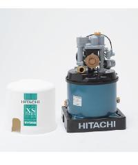 HITACHI ปั๊มน้ำอัตโนมัติ ขนาด 400 วัตต์ WT-P400XS ขาว-เขียว