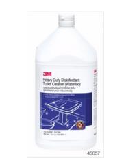 3M ผลิตภณฑล้างห้องน้าฆ่าเชื้อโรค 3เอ็ม สูตรขจัดคราบหนัก กลิ่นวอเตอรัล - ขาว-น้ำเงิน