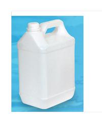 ตรามือ แกลลอนน้ำดื่ม แบบเหลี่ยม RW.8405 ตัวสีใสสภาพเม็ด  ฝาสีขาว