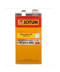 JOTUN ทินเนอร์ เบอร์ 7  ขนาด 5 ลิตร THINNER NO. 7 ใส