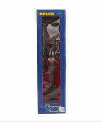 SOLEX มือจับเหล็ก 6780AC  สีทองแดง