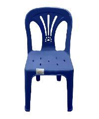 FREEZETO เก้าอี้คริสตัล FT-231/B สีน้ำเงิน