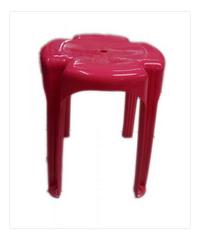 FREEZETO เก้าอี้บางกอก 4 ขา  FT-251/A สีชมพู