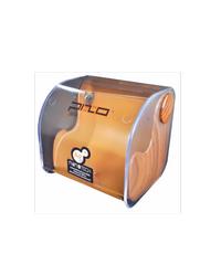 PIXO ที่ใส่กระดาษชำระ FS032 ลายไม้สัก