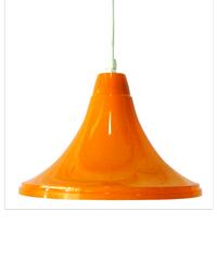 The Sun โคมไฟห้อยลำโพง  HB03-Orange ส้ม
