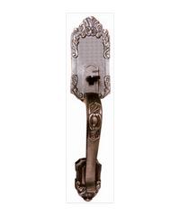 YALE มือจับประตู มือจับหลอก DM6750AC ทองแดงรมดำ