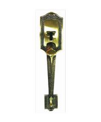 YALE มือจับประตู มือจับหลอก DM6610AB ทองเหลืองรมดำ