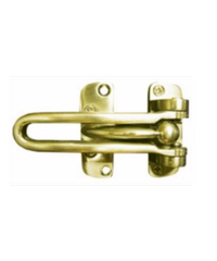 YALE กลอนรูด ขนาด 4 นิ้ว DG-7704PB ทองเหลือง