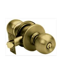 YALE ลูกบิดประตู KN-VCA5227US5 ทองเหลืองรมดำ