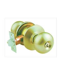 YALE ลูกบิดประตู KN-VCN5227US3 ทองเหลือง