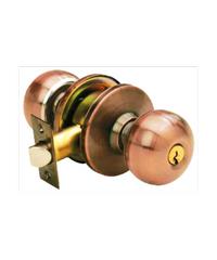 YALE ลูกบิดประตู KN-VCN5227US11 ทองแดง
