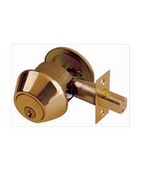 YALE กุญแจเสริมความปลอดภัย DB-V8111US11 ทองแดง