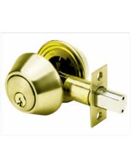 YALE กุญแจเสริมความปลอดภัย DB-V8121US3 ทองเหลือง