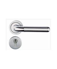YALE กุญแจมือจับฝังในบาน สแตนเลสทูโทน YML-DK-TT001PPSS สแตนเลส
