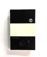 YALE รีโมตดิจิตอล YRC10 สีดำ