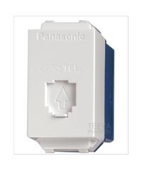 PANASONIC เต้ารับโทรศัพท์ WEG2164