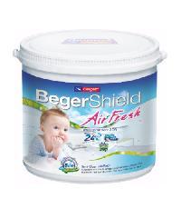 เบเยอร์ สีน้ำฟอกอากาศ ภายในกึ่งเงา  Beger Shield Airfresh