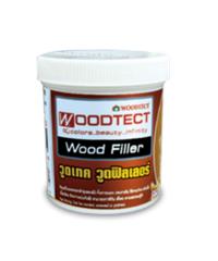 WOODTECT วูดเทควูดฟิลเลอร์ สีไม้สน WF - 001 น้ำตาล