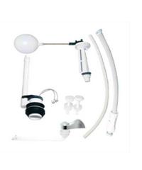 DONMARK ชุดอุปกรณ์ลูกลอยชักโครก (รุ่นปัดหน้า) SN-101 ขาว