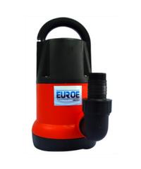 EUROE ปั๊มจุ่ม 400W PRO-400 แดง-ดำ