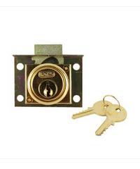 ROYAL กุญแจลิ้นชัก 708 ทอง