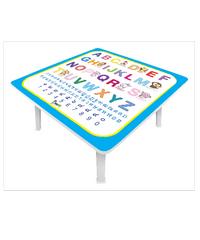FASTTECH โต๊ะญี่ปุ่น TABLE TB6060-ABC-3L02 ขาว-ฟ้า