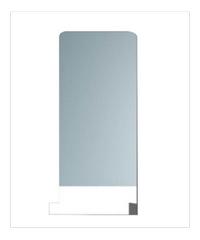 MOGEN กระจก-ชั้นวางของ MR03D MOGEN ขาว
